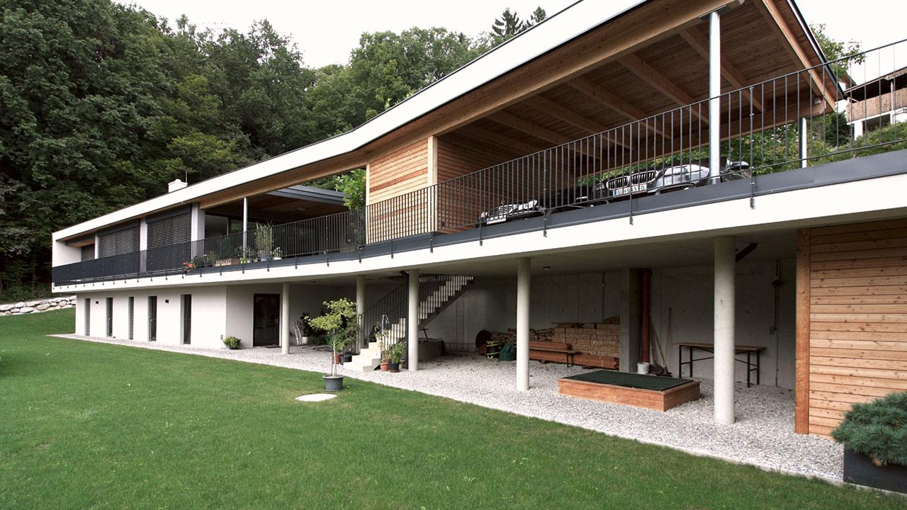 Michael Fruhmann - Wohnhaus Wurz