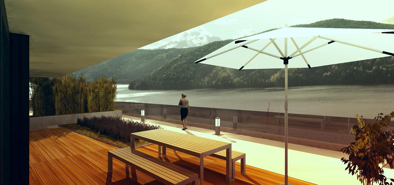 Michael Fruhmann - Architekturprojekt